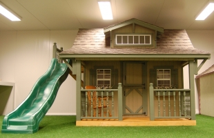 The Craftsman Playhouse